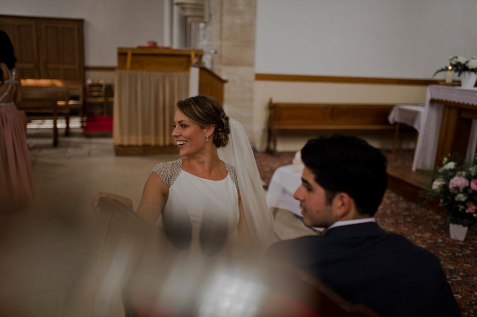 mariage en normandie eglise