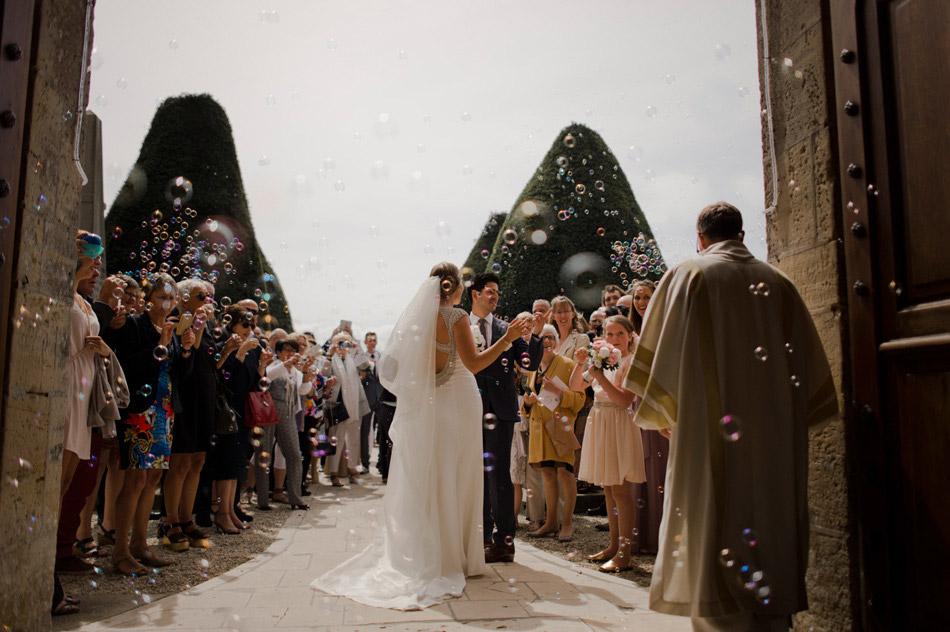 mariage bulles de savon en normandie
