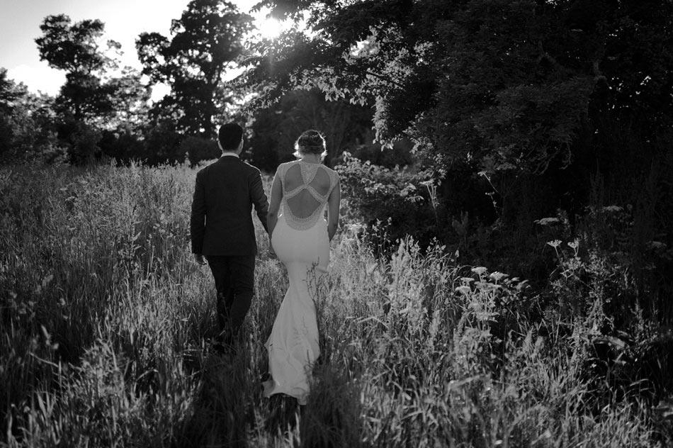mariage champêtre Normandie