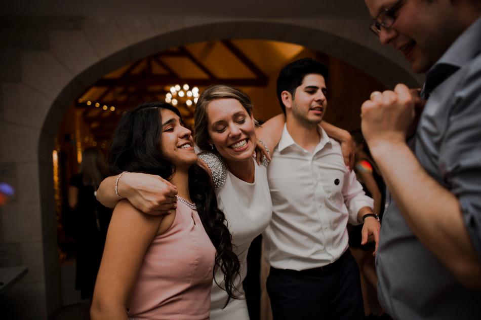 photo mariage soirée