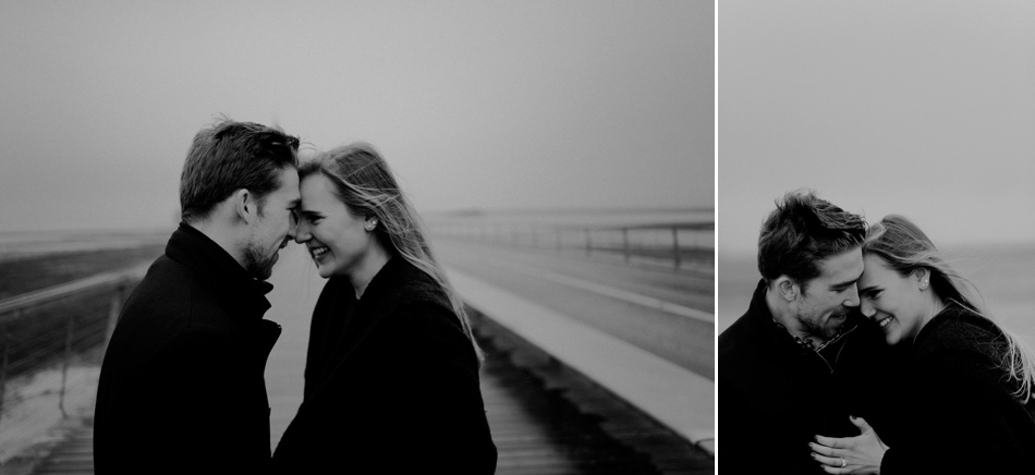 couple session mont saint michel
