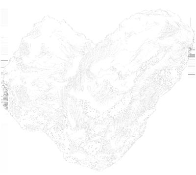 comet tchouri coeur logo solveig&ronan
