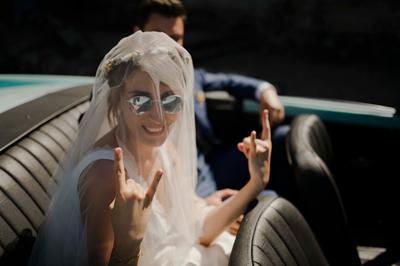 mariée rock sophie sarfati