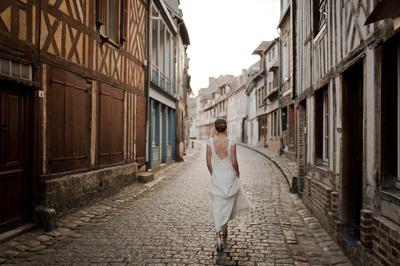 elopement in Honfleur