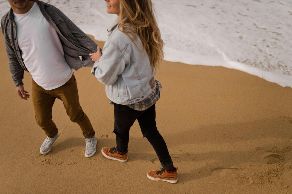 couple Biarritz photographe