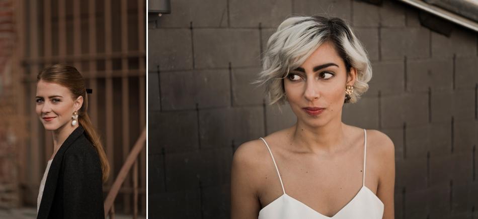 portraits mariage