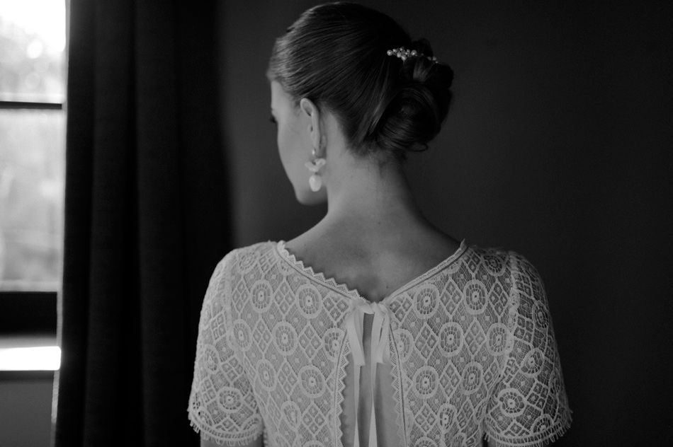 dentelle robe mariee