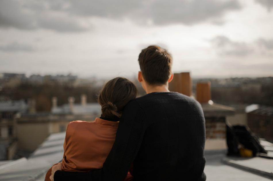 rooftops Paris