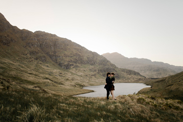 glencoe wedding and elopement photographer