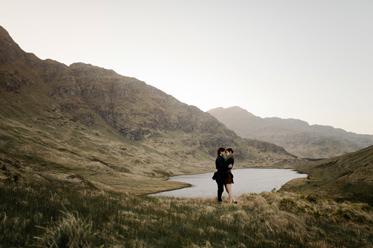 glencoe wedding and elopement photographer