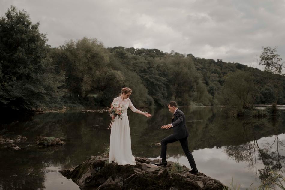 mariage suisse Normande