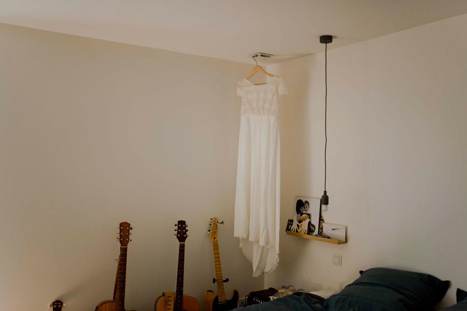 robe de marié Laure de Sagazan