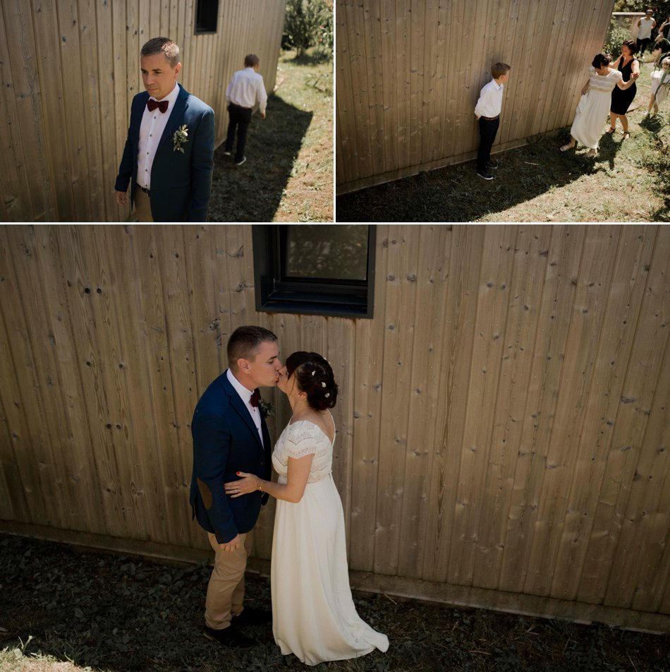 first look mariage normandie