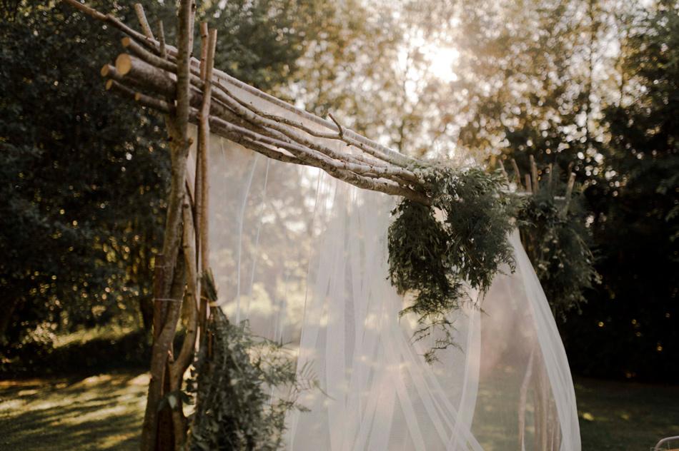 décor cerémonie laique mariage