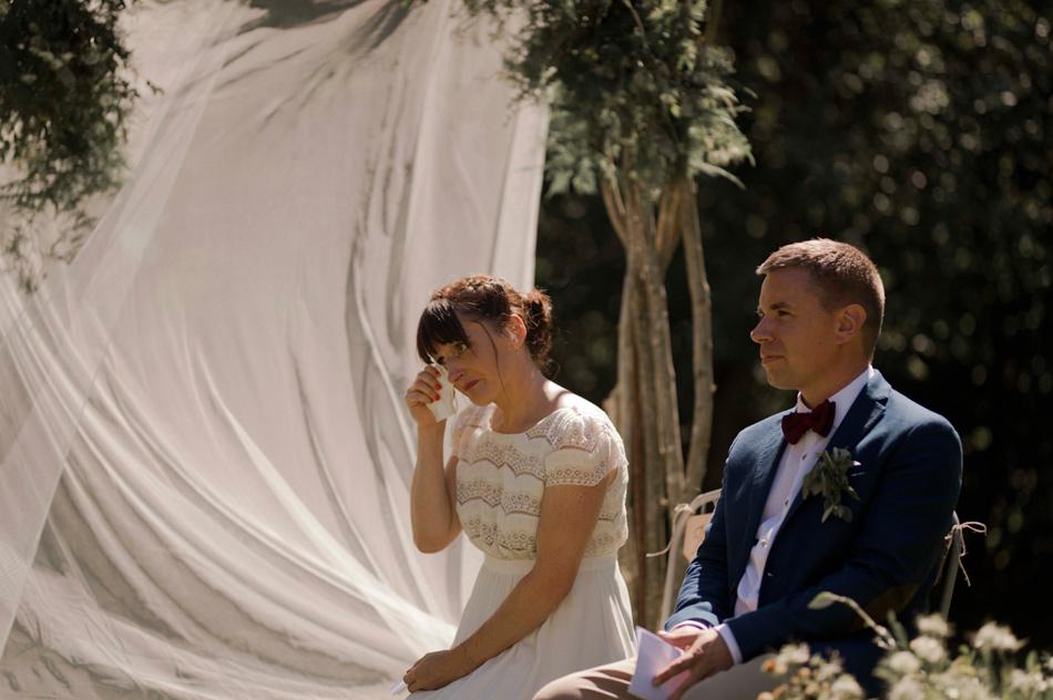 emotion des mariés discours des témoins