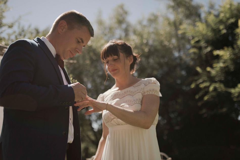 bague au doigt mariage