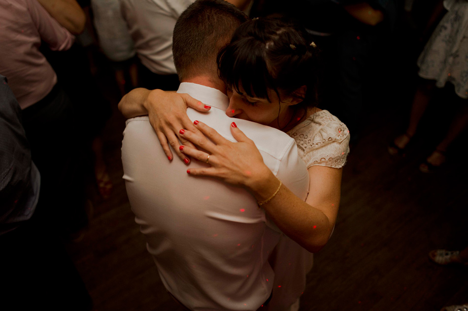 mariés première danse slow