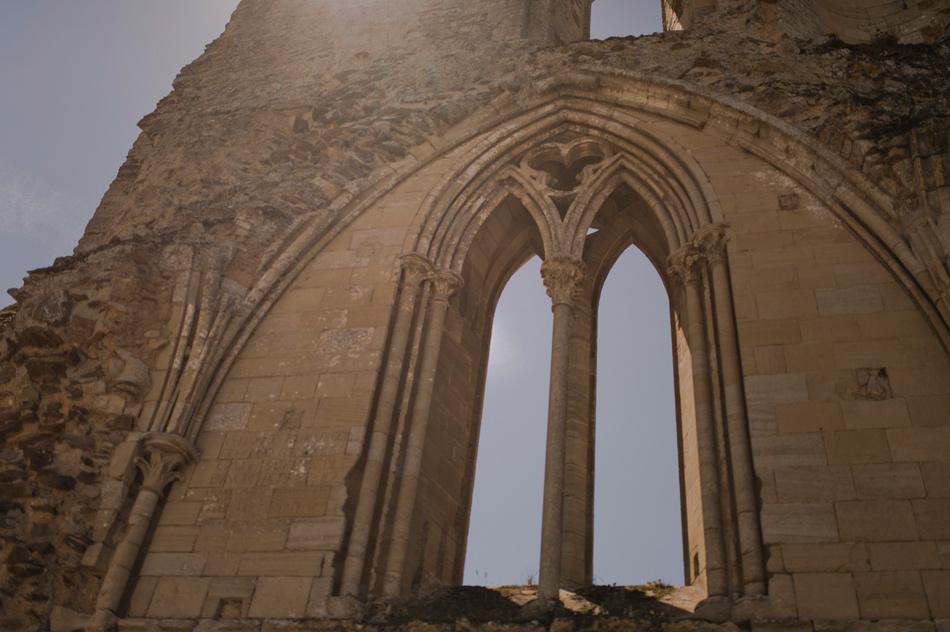 detail eglise mariage en normandie