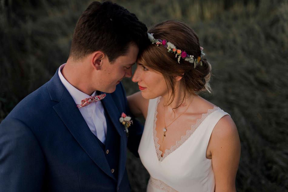 mariage boho normandie