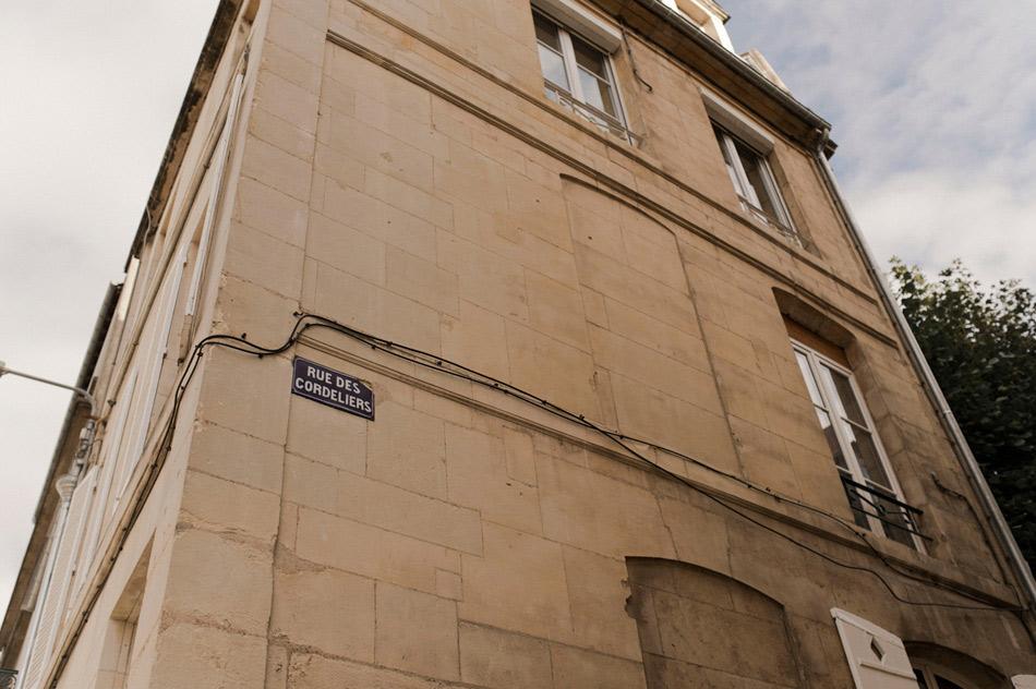 caen rue des Cordeliers