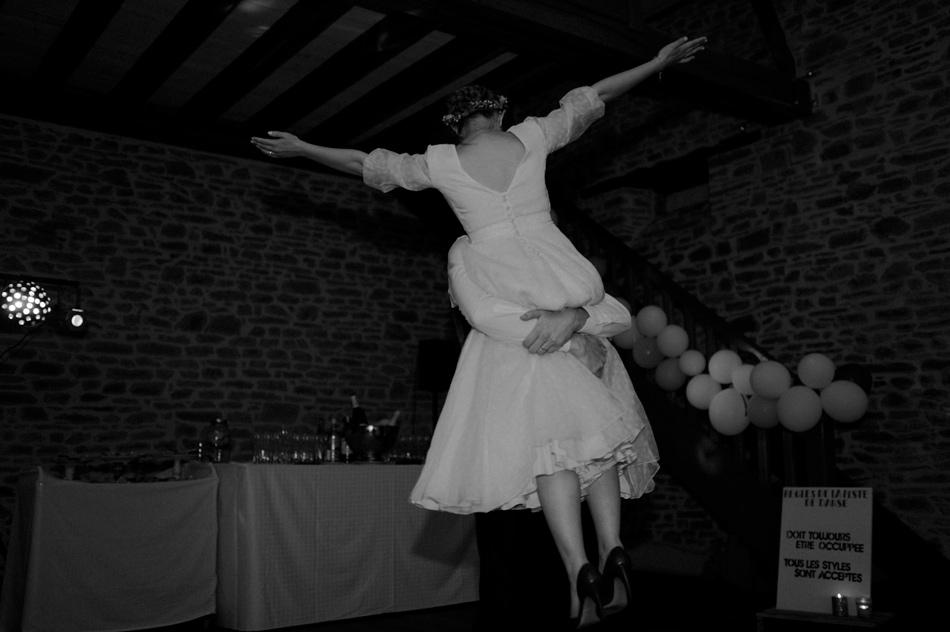 dirty dancing première danse mariage