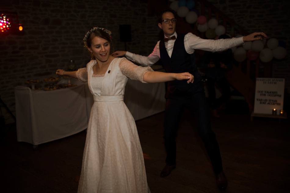 mariage dirty dancing