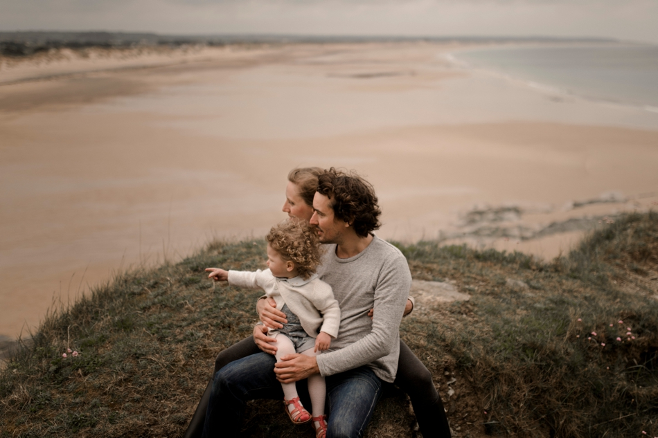 photographie famille Cherbourg