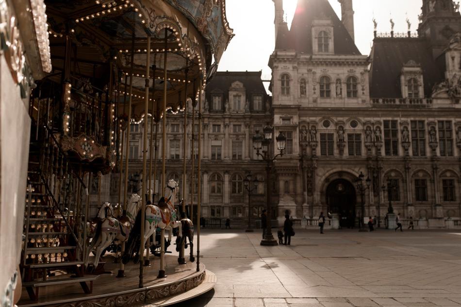 mairie de Paris soleil