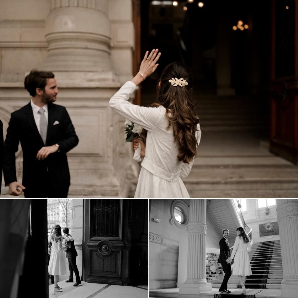 mairie de Paris 5eme mariage