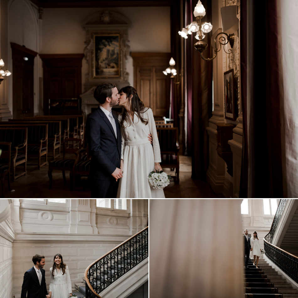 photo de mariage Paris