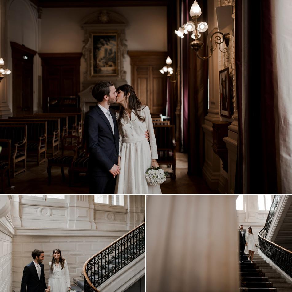 photo de mariage Paris