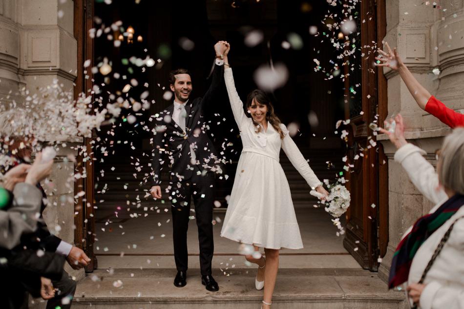 vive les mariés Paris