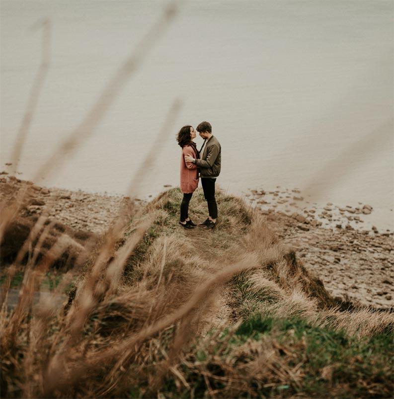 solveig et ronan couple photo video