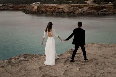 solveig et ronan photographe mariage destination Formentera