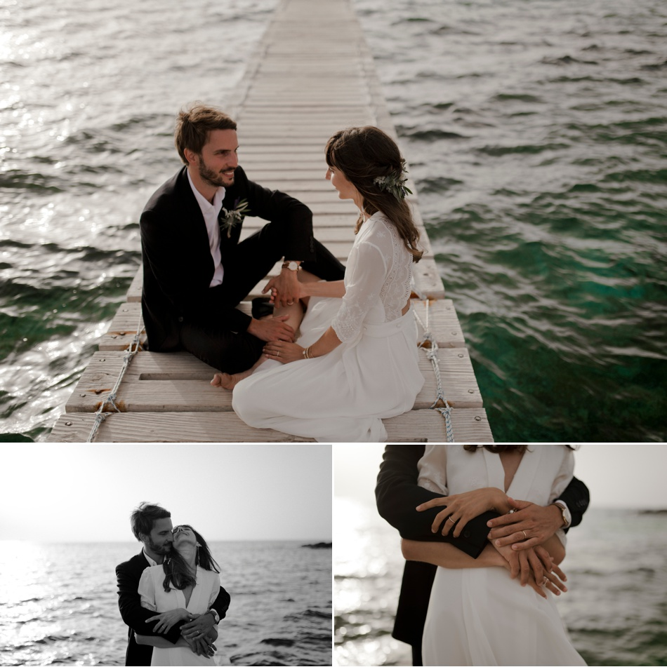 destination wedding videographer Formentera