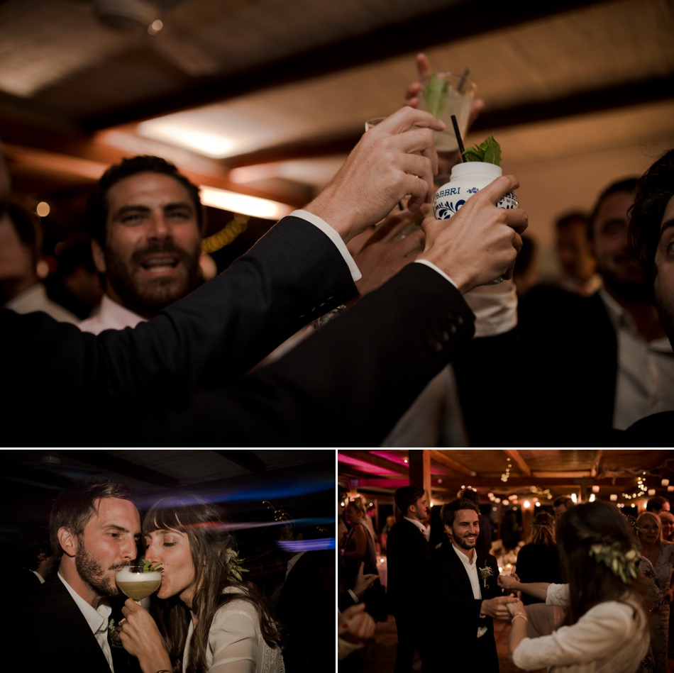 Mojito party wedding
