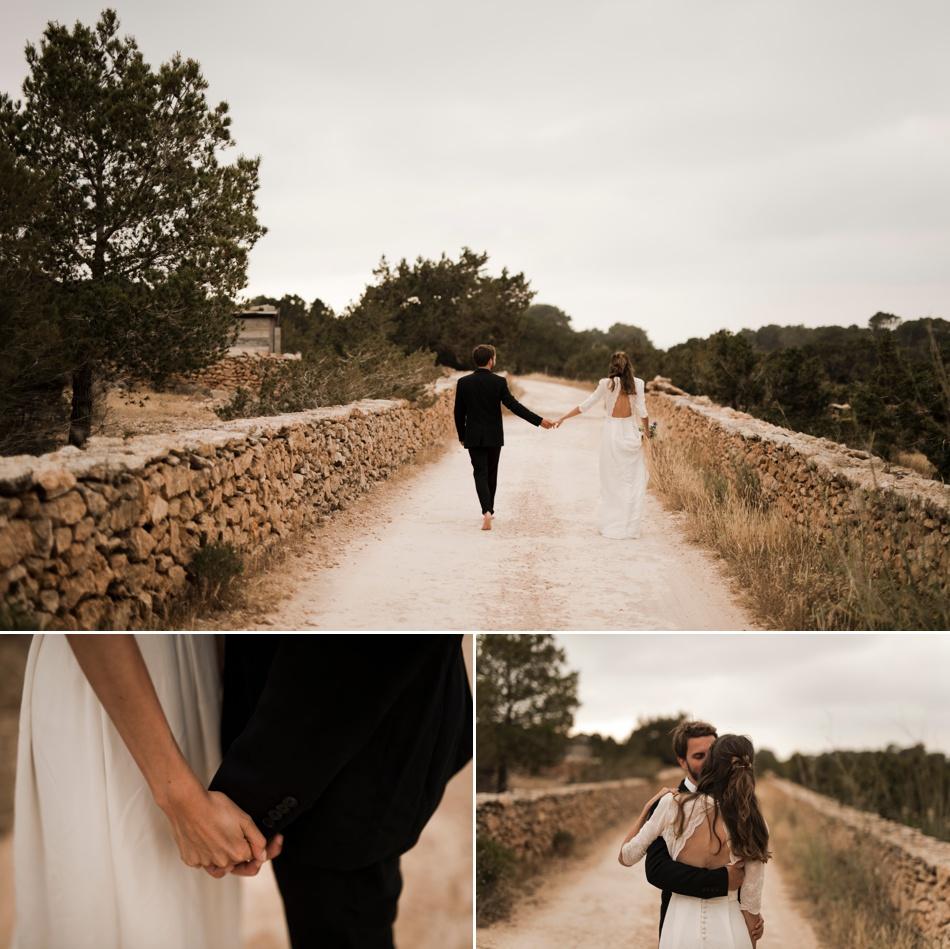 mariés à Ibiza