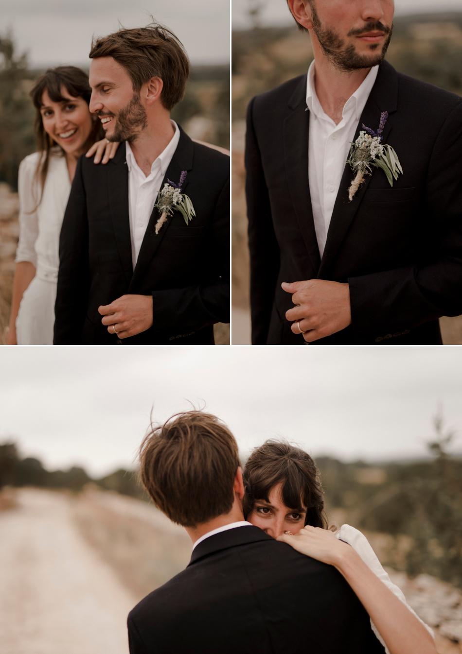 mariage sur l'île de Formentera