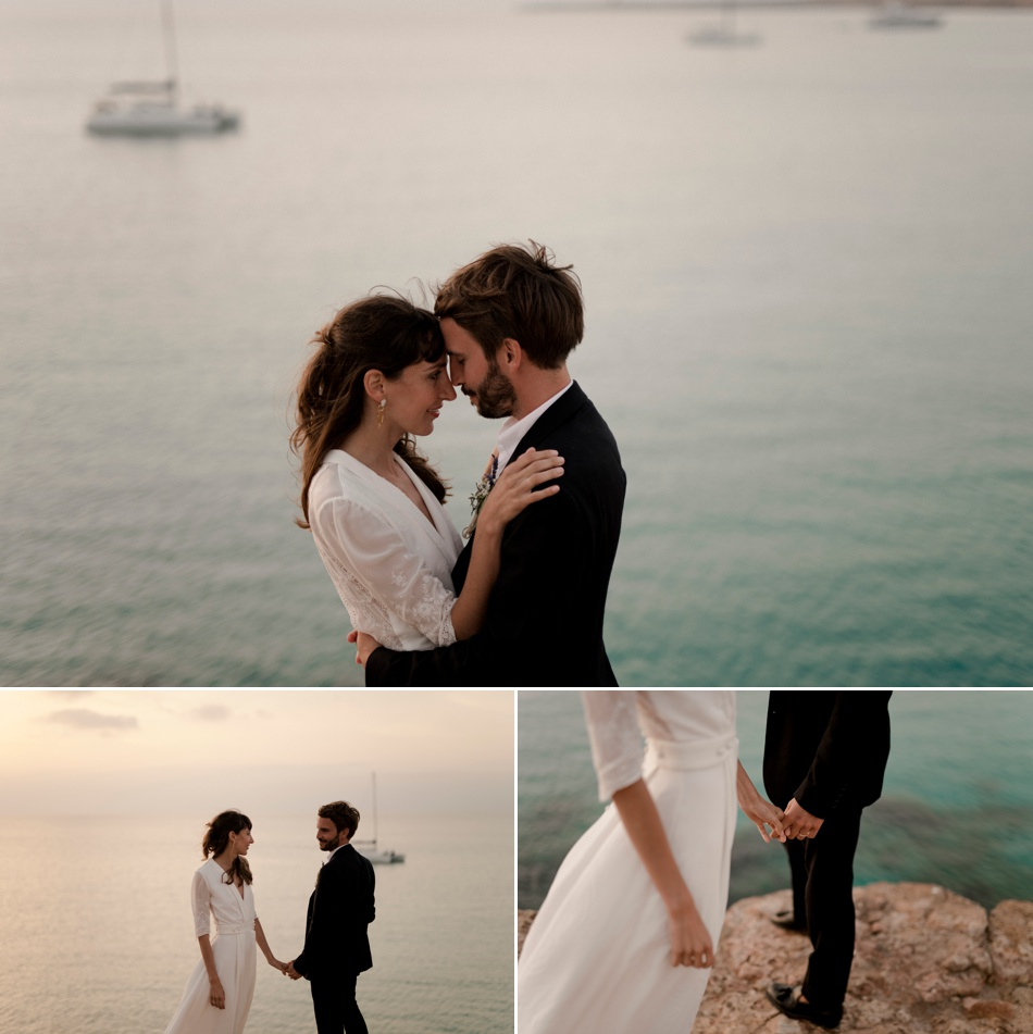couple shoot Formentera