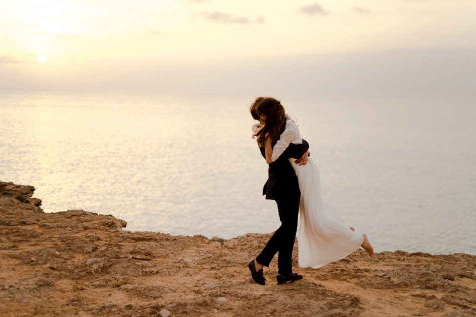 wedding photographer in Baleares
