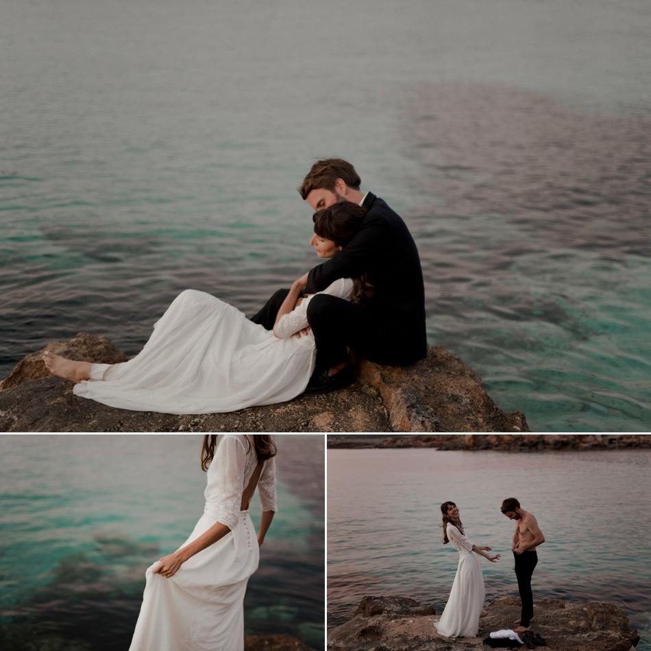 mariage de destination Baleares