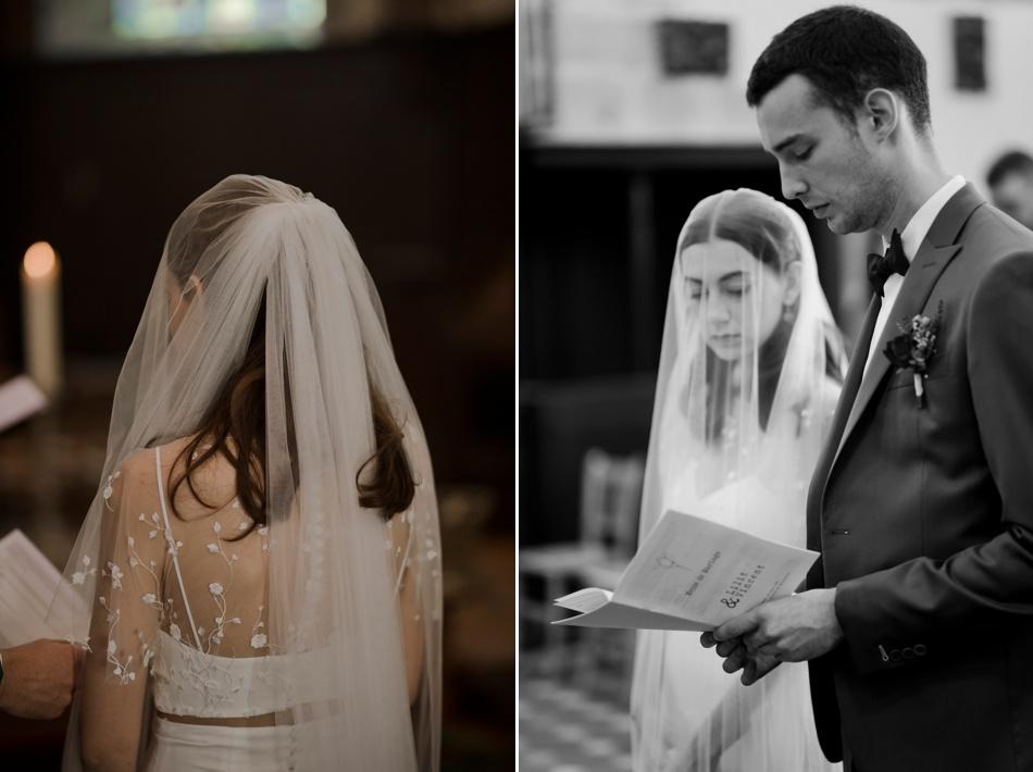 voile de mariée rime arodaky