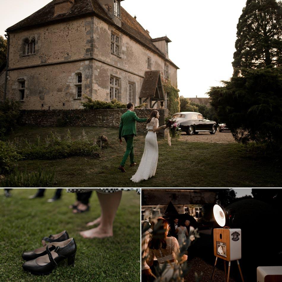 photo et vidéo de mariage en Normandie