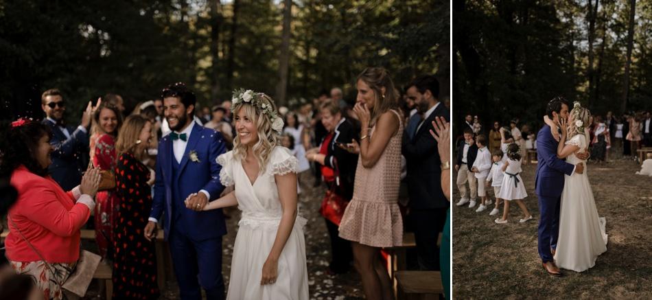 mariage bohème et champêtre en bourgogne
