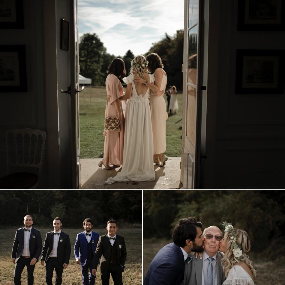 team bride burgundy