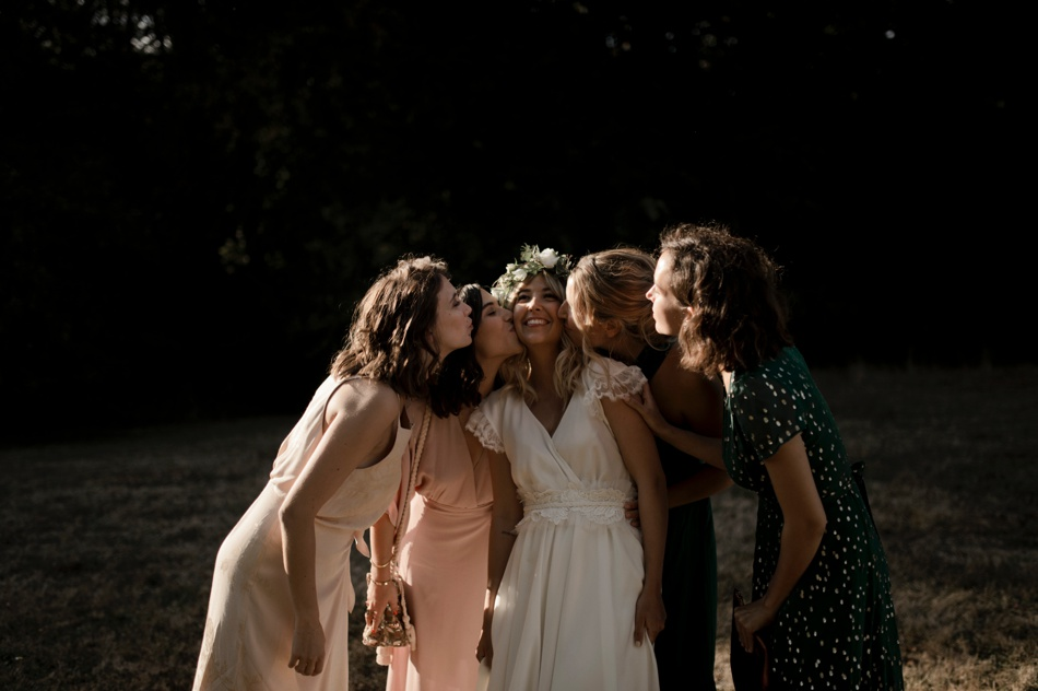 photo des bridesmaid