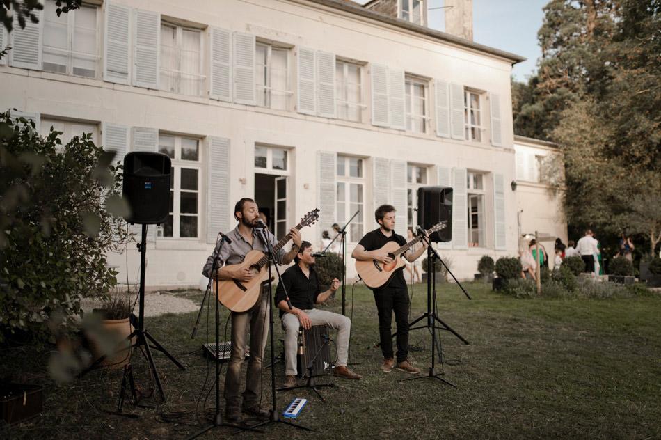 jazz band bourgogne mariage