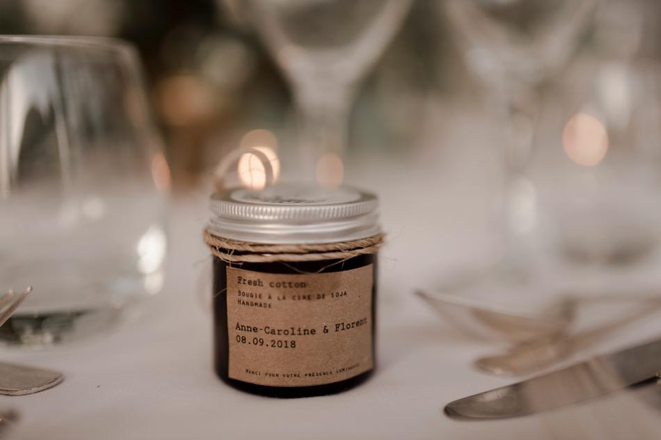 bougies maison tuto mariage