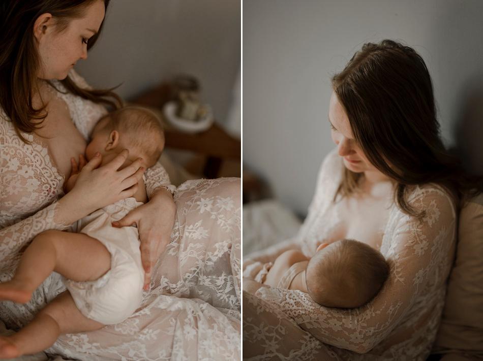 gestes allaitement maternité