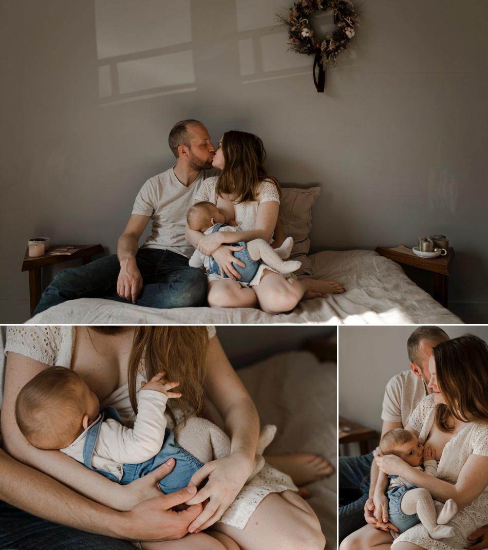 allaitement père et mère